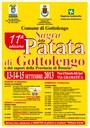 11° Sagra della Patata di Gottolengo
