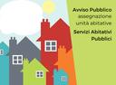 Avviso Pubblico per l'assegnazione delle unità abitative destinate ai servizi abitativi pubblici disponibili nell'ambito territoriale n.9