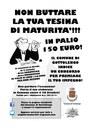 Bando Miglior Tesina a.s. 2012/13