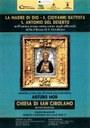 Mostra di Icone Sacre - Chiesa di San Girolamo