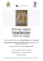Nuovi appuntamenti del Caffè Letterario Itinerante - Venerdì' 17 Ottobre 2014 all'Hotel Gambara