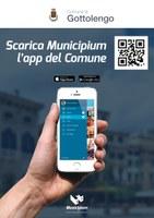 """Scarica """"Municipium"""" l'app del Comune"""
